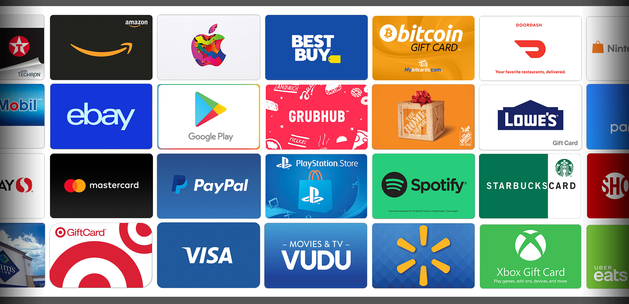 Digital Rewards – Stay at Home, Streaming Services, Grocery, Meal Delivery